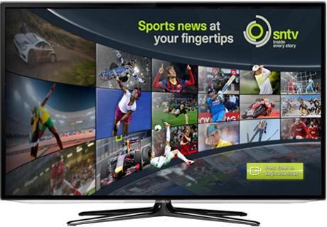 sntv - Samsung Smart TV APP