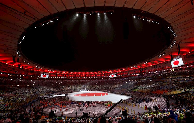sntv - Summer Olympics 2020
