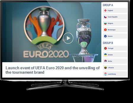 Calendrier De Match Euro 2020.Sntv Sntv Uefa Euros 2020 Video News Coverage